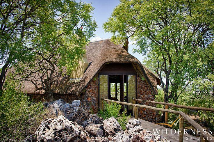 Little Ongava - Exclusive, intimate safari on the private Ongava Game Reserve. #Africa #Safari #Namibia