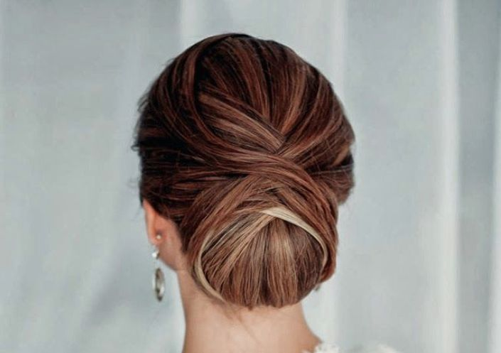 17 Best Ideas About Wedding Hairstyles On Pinterest: 17 Best Ideas About Formal Bun On Pinterest