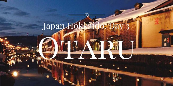 I had Japanese Hairy crab which is called Kegani, visited Hokkaido University, tried soup curry and also went to Otaru for the Light Festival!