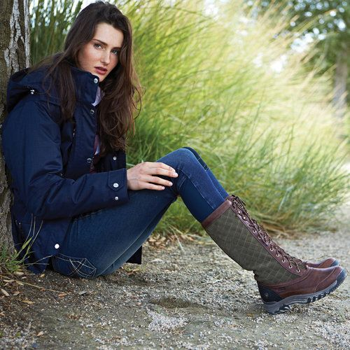 Ariat 174 Ladies Jena H2o Insulated Boot Dover Saddlery