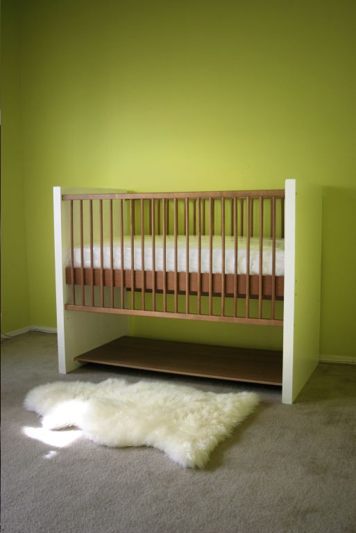 ikea crib hack. AMAZING.