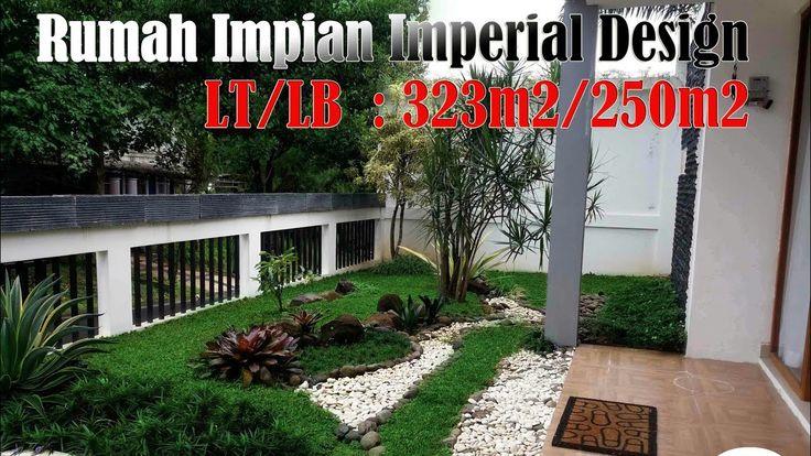 Rumah Minimalis Imperial Golf Design type 250/323 Sentulcity Bogor