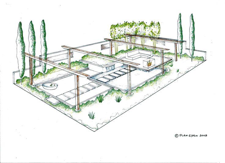 Show garden concept design