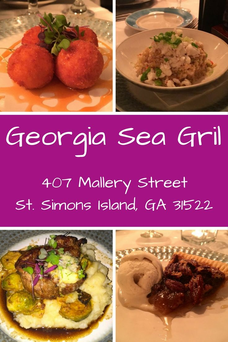 Offering delectable seafood favorites, the Georgia Sea Grill has been delighting locals and visitors for years. Be ready for a fabulous dining experience.