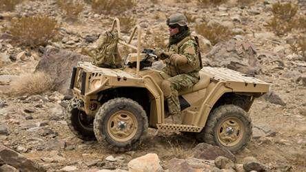 Polaris ATV's bags deal with German Army