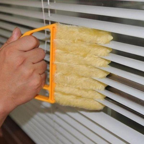 Blind Cleaner Brush Duster Blinds Einfaches Reinigungswerkzeug Waschbares Gerät   – Products