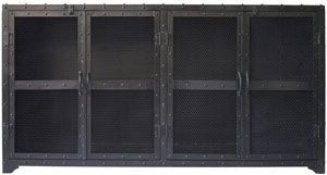 metal cabinet 68x18