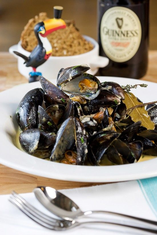 Mussels & Guinness...is there a better combination to be had? #recipe
