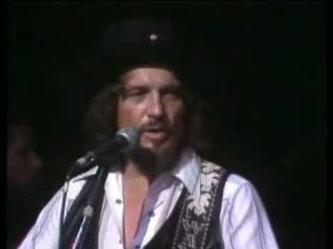 Waylon Jennings Mamas Don`t Let Your Babies Grow up to be Cowboys. Without Willie Nelson, which is the best. Great country song.