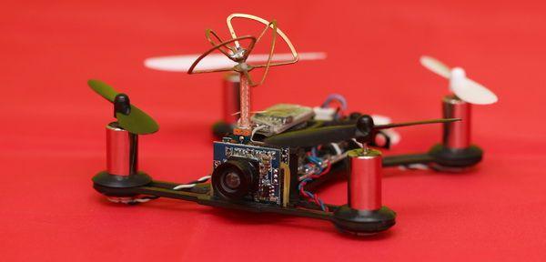 Eachine QX 95 mini FPV racing quadcopter
