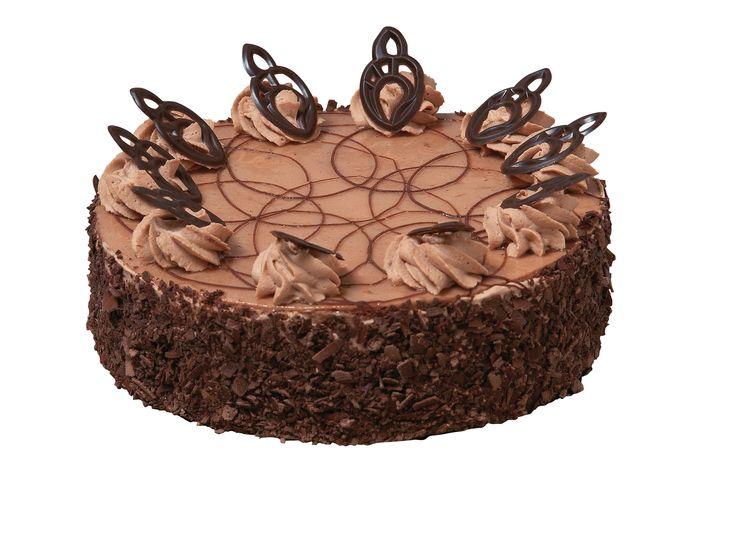 Chocolate Mousse Torta