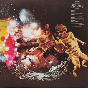 Santana - Santana: buy LP, Album, RE at Discogs