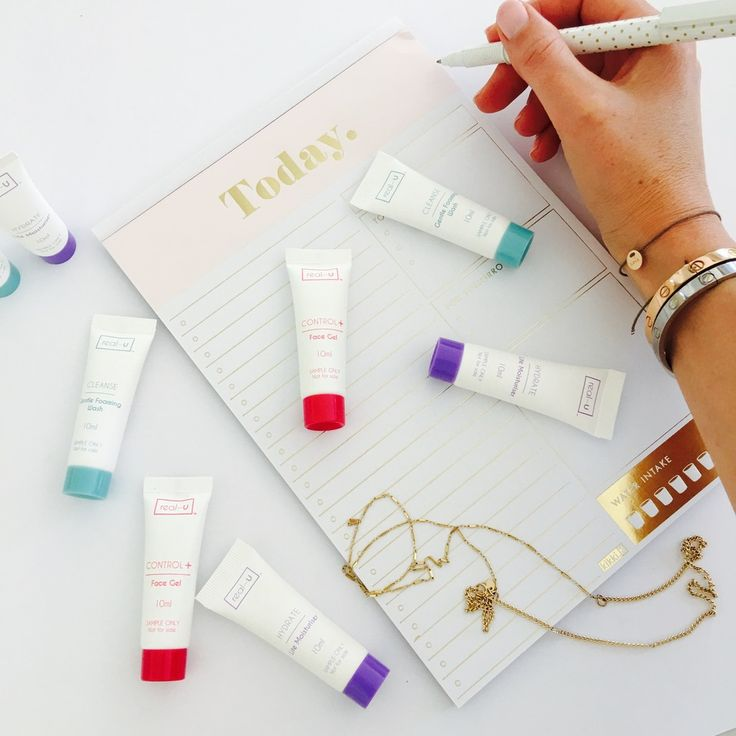 Get clear skin today, pay later with ✨#afterpay✨ So many little things to do today...but some things you can do later 😌 Our unique and powerful formula for oily and breakout prone skin clears and controls breakouts without the nasties. That's #therealueffect ✨ Rebuild your skin's health today 👊🏻 https://real-u.com.au
