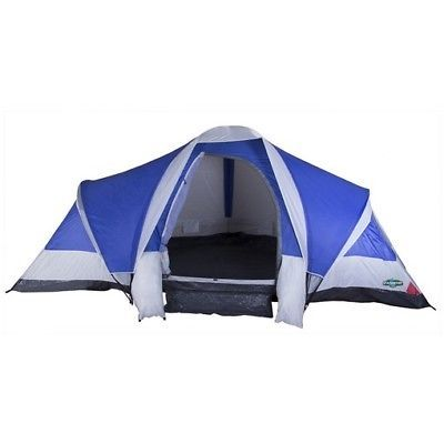 Other Tents and Canopies 179019: Stansport 2260 Grand 3 Room 8 Person Tent 10 X 18 X 72 -> BUY IT NOW ONLY: $195.07 on eBay!