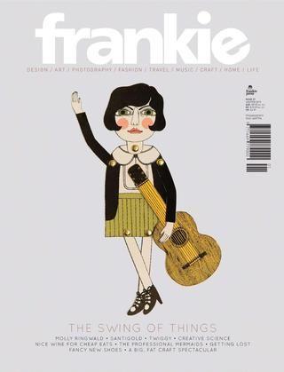 Frankie Magazine jan-feb 2013