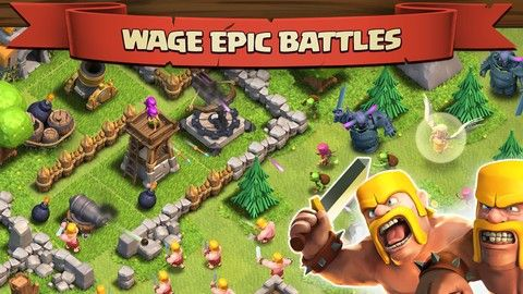 Clash of Clans Cheats And Tricks 2014