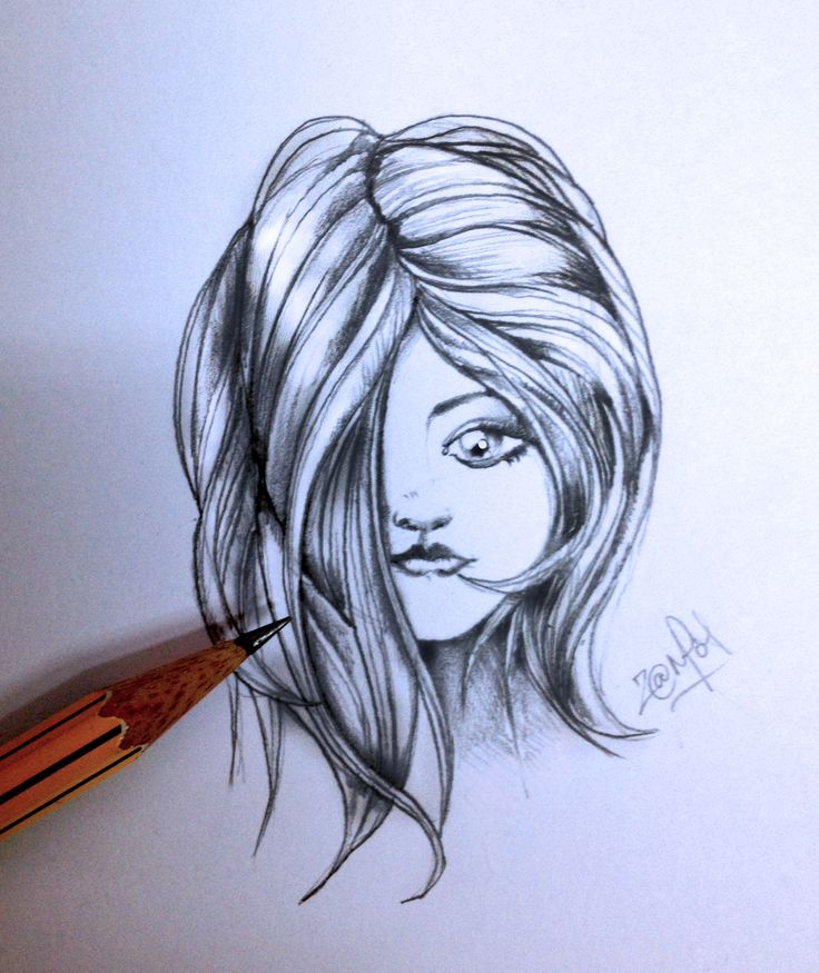 16 best Free Hand Sketching images on Pinterest