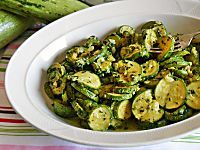 Zucchine trifolate bimby