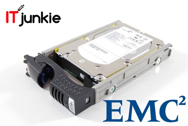 "EMC 450 GB 15K 4 Gbit/s FC 3.5"" Hot Swap Hard Drive - 005048849 / CX-4G15-450"