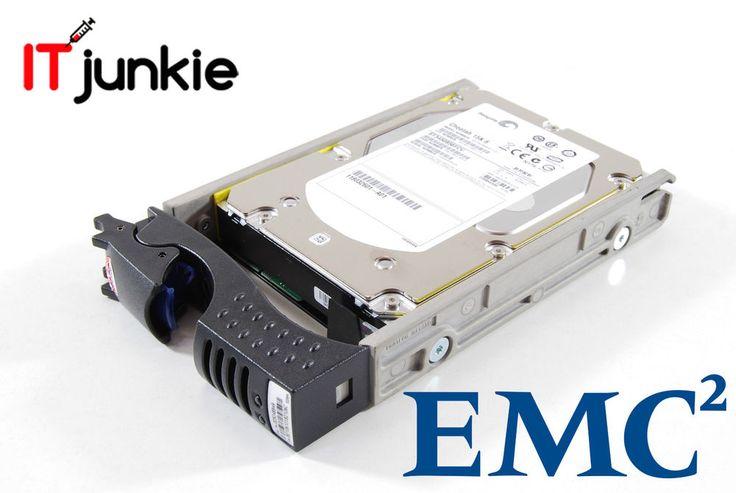 """EMC 450 GB 15K 4 Gbit/s FC 3.5"""" Hot Swap Hard Drive - 005048849 / CX-4G15-450"""