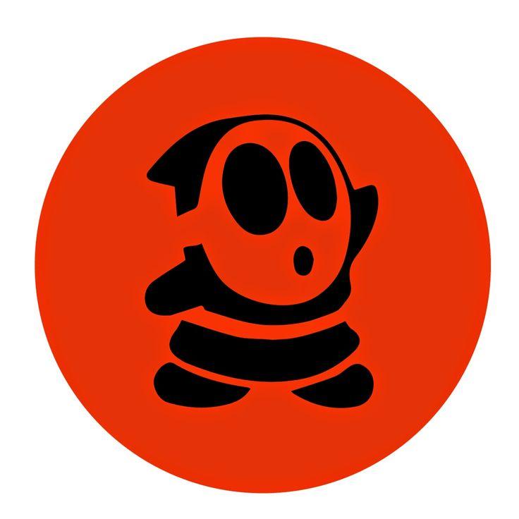 Halloween Fun - Official Nintendo Pumpkin Stencils of Bowser, Boo and Shy Guy!