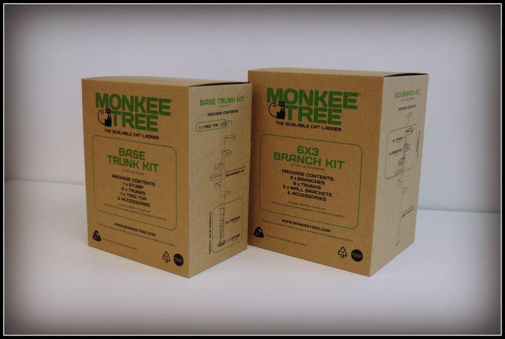 Monkee Tree Branch Kit and Base Kit.