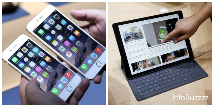 Looking for iPhone 6s & 6s Plus in india. You come to the right place. Apple iPhone 6s & 6s Plus coming in India on 16th October. Apple introduced iPAD Pro a big screen tablet coming to Ind...