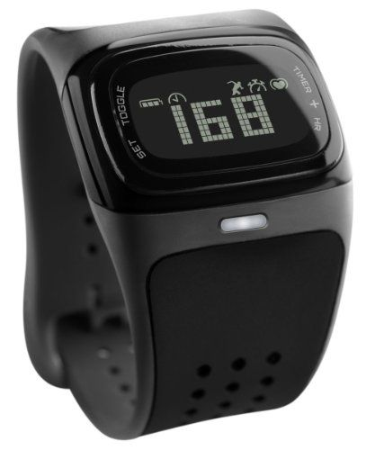 MIO Alpha I Strapless Continuous Heart Rate Monitor, Black/Black | Multi City Health  List Price: $189.00 Discount: $0.00 Sale Price: $189.00