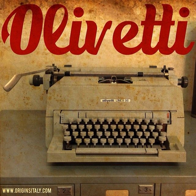 Flashback! Vintage Olivetti linea 98 Macchina da scrivere / Typewriter. ORIGINS ITALY. www.originsitaly.com. #originsitaly #italy #italia #italian #vintage #typewriter #macchinadascrivere #macchina #genealogy #genealogia #familyhistory #famous #history #nostalgia #memory #oldschool #olivetti #technology #design #letter #type #font #roots #lamezia #archive #library #biblioteca #archivio