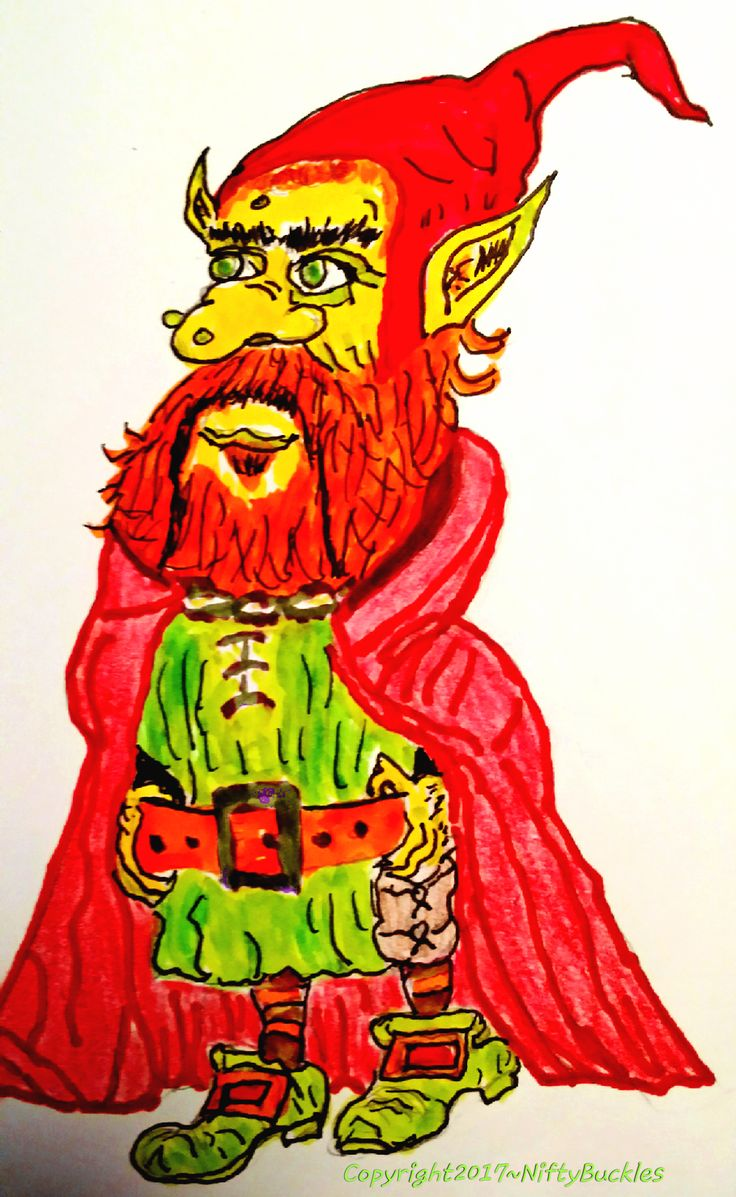 The Fear Dearg Fear Dearg means 'red man.' They are related to the leprechaun. The Fear Dearg are solitary faeries that have yellow skin and dress in red capes. Fear Dearg are famous for pranking...