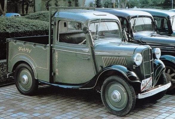 1936 Datsun 15T Truck