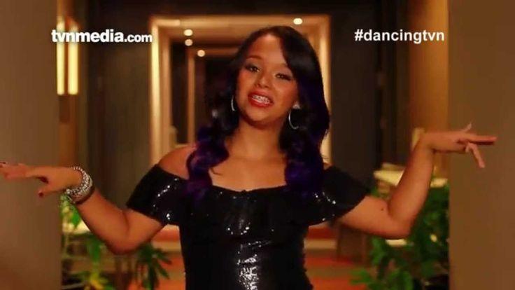 "Perfil de Josenid en ""Dancing With The Stars"""