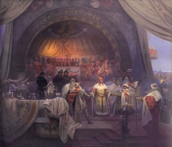 The Bohemian King Přemysl Otakar II: The Union of Slavic Dynasties, 1924.