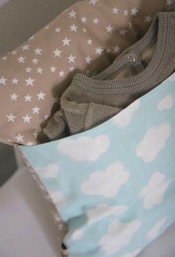 Coussins range-pyjama