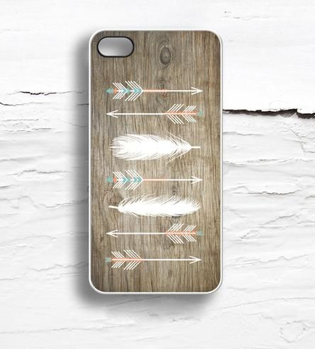Faux Wood & Arrows iPhone Case   Collections iPhone   Hello Nutcase   Scoutmob Shoppe   Product Detail