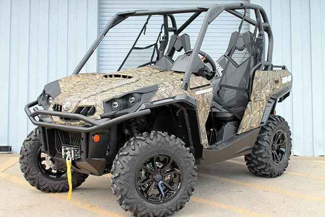 New 2017 Can Am COMMANDER XT 800 ATVs For Sale in Texas. 2017 CAN AM COMMANDER XT 800, Here at Louis Powersports we carry; Can-Am, Sea-Doo, Polaris, Kawasaki, Suzuki, Arctic Cat, Honda and Yamaha. Want to sell or trade your Motorcycle, ATV, UTV or Watercraft call us first! With lots of financing options available for all types of credit we will do our best to get you riding. Copy the link for access to financing. :// /financeapp.asp With HUNDREDS of vehicles available at one place give us a…