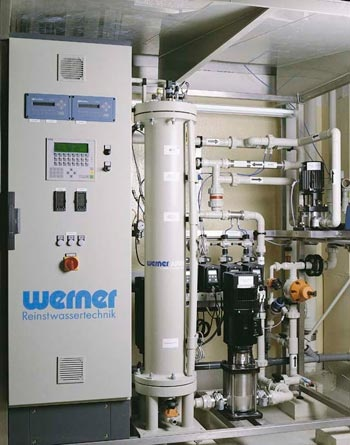 standardized wastewater treatment systems for municipal and industrial uses ...