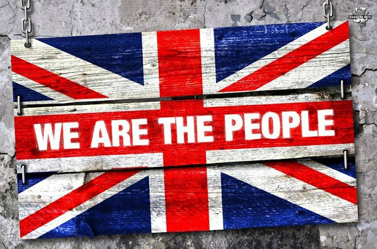 We are the people- rangers football Club