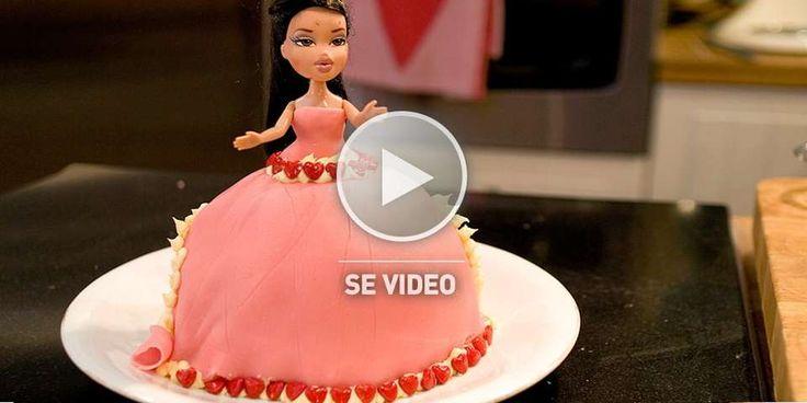 Hvordan lage bursdagskake - Kaker