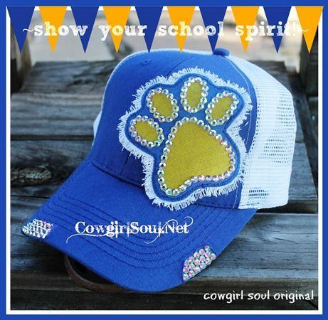 School Spirit Trucker Hat                                                                                                                                                     More