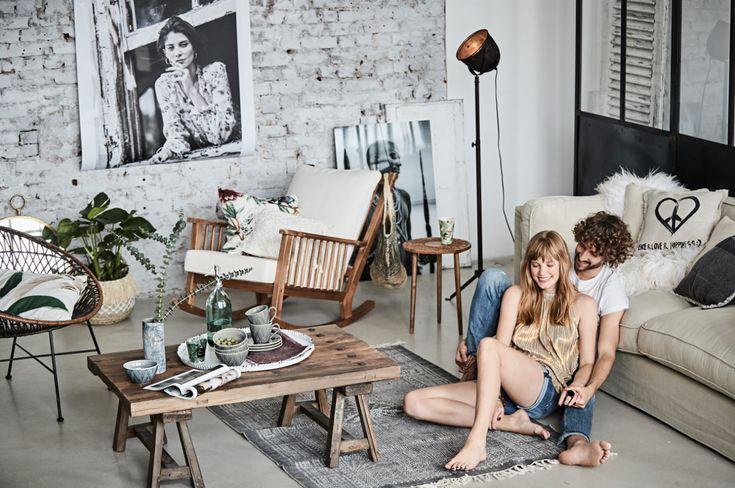 18 besten impressionen loft bilder auf pinterest. Black Bedroom Furniture Sets. Home Design Ideas