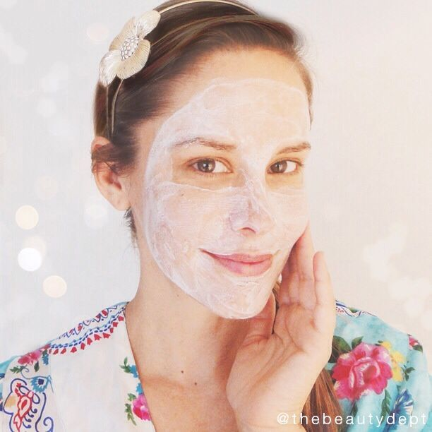 how to make facial at home for dry skin