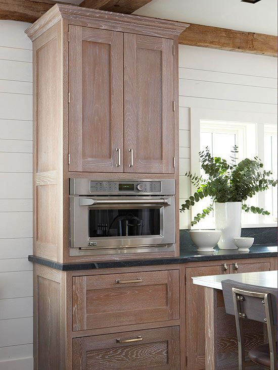 A Storage Packed Kitchen Update Ideas I Like Microwave