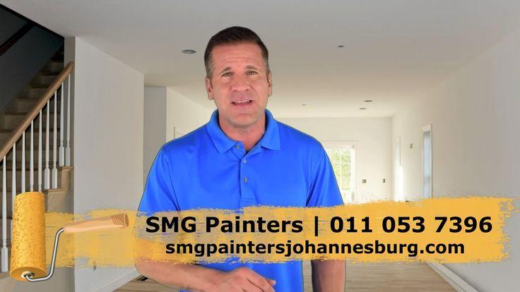 smgpaintersjohannesburg com   Video