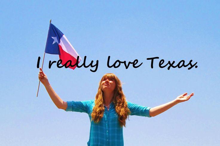 I seriously LOVE Texas SO MUCH!!!!! Texas!!!
