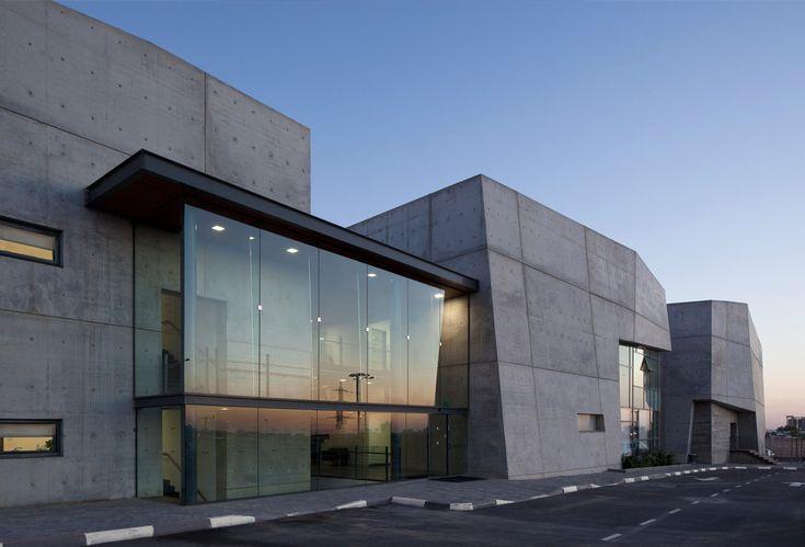 Centro de Rehabilitación Beit Halojem,© Amit Giron