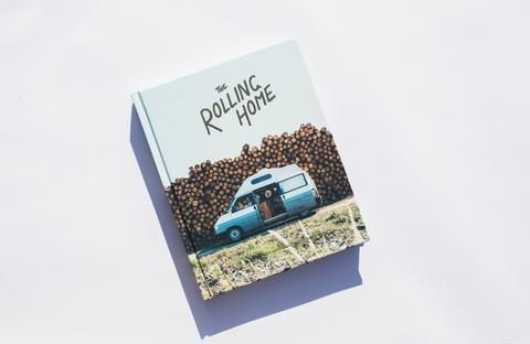THE ROLLING HOME Buch