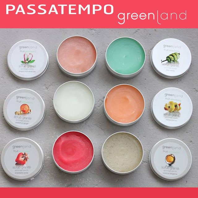 Amostras e Passatempos: Passatempo Fruit Emotions Greenland by Perfumes & ...