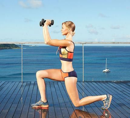 Get the bikini body you want with this sculpting workout routine. Get fit and build muscle with this great workout routine that tones your entire body. These exercises will have you looking great this summer!