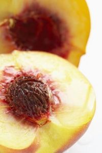 How to Prepare Peach Seeds for Planting....I saved several seeds just for this!